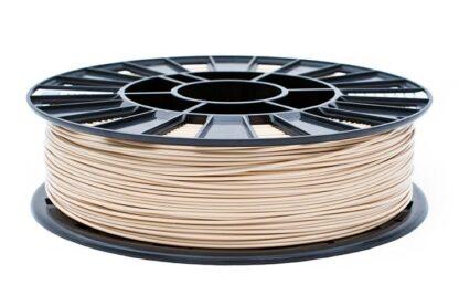 Пластик для 3D печати бежевый PLA REC