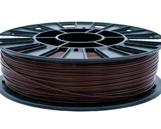 Пластик для 3D печати коричневый PLA REC
