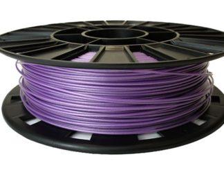 Пластик для 3D печати фиолетовый металлик PLA REC