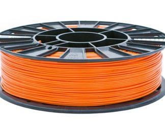 Пластик для 3D печати оранжевый PLA REC