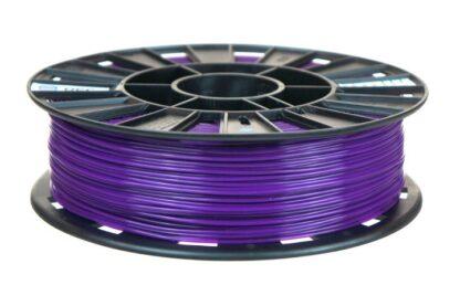 Пластик для 3D печати фиолетовый PLA REC