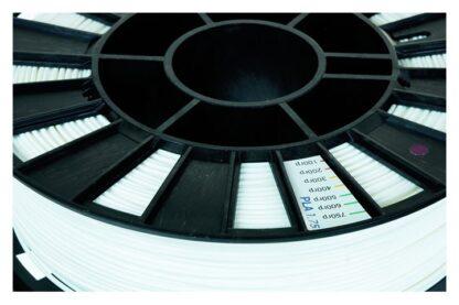 Пластик для 3D печати белый PLA REC