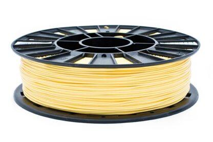 Пластик для 3D печати желтый PLA REC